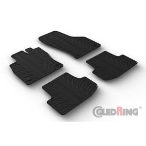 Gumi tepihi za Audi A3 (automatic & manual)