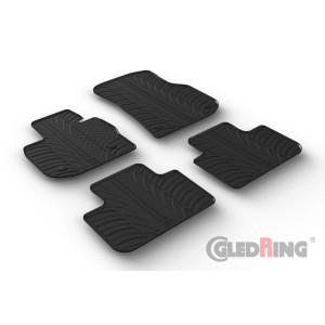 Gumi tepihi za BMW X4
