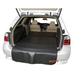 BOOTECTOR VW Tiguan (nizko dno, z rezervno gumo)