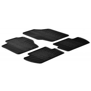Gumi tepihi za Citroen C4