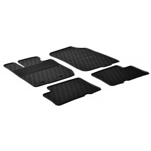 Gumi tepihi za Dacia Duster 4x4