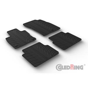 Gumi tepihi za Ford Kuga (avtomatik & manual)
