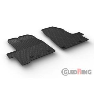 Gumi tepihi za Ford Tourneo Custom (ročni)