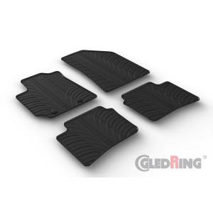Gumi tepihi za Hyundai i10 (manual)