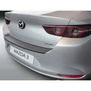 Plastična zaščita odbijača za Mazda 3 SALOON/LIMOUSINE/FASTBACK/SEDAN