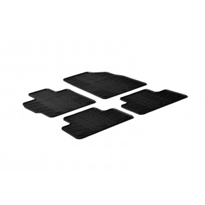 Gumi tepihi za Mazda CX-7 (dizel)