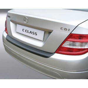 Plastična zaščita odbijača za Mercedes Razred C W204 4 vrata  (Ne SPORT)