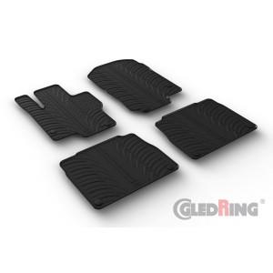 Gumi tepihi za Mercedes Serija MB GLS (X167)