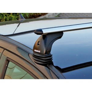 Strešni nosilci za Volkswagen Fox (3 vrata)