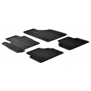 Gumi tepihi za Opel Meriva