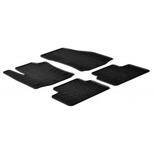 Gumi tepihi za Opel Meriva B (5 vrat)