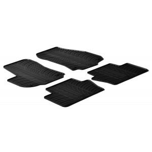 Gumi tepihi za Opel Zafira B