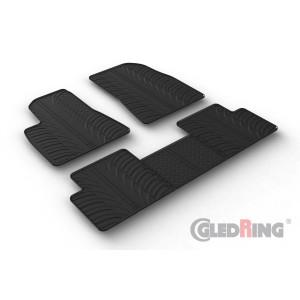 Gumi tepihi za Tesla Model 3 HB