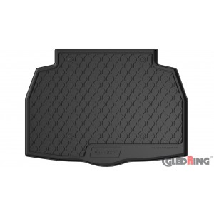Gumi korito za prtljažnik Toyota C-HR (Hybrid - spodnje dno brez dodatnega zvočnega sistema )