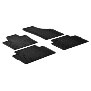 Gumi tepihi za Volkswagen Sharan (5 vrat)