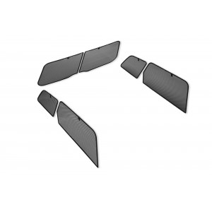 Senčniki za Nissan Qashqai +2 (5 vrat)