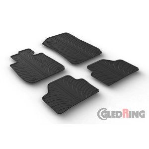 Gumi tepihi za BMW X1