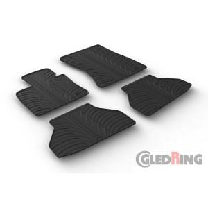 Gumi tepihi za BMW X6