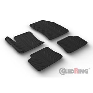Gumi tepihi za DS3 CROSSBACK E-TENSE