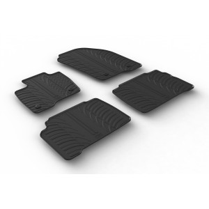 Gumi tepihi za Ford S-max/Galaxy