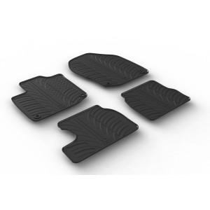 Gumi tepihi za Honda Civic (samo za diesel)