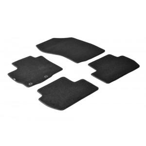 Tekstilni tepihi za Mitsubishi Outlander
