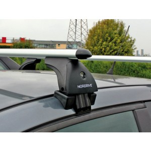 Strešni nosilci za Fiat Punto (5 vrat)