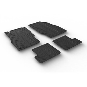 Gumi tepihi za Opel Adam (3 vrata)
