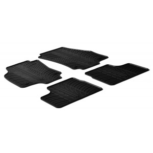 Gumi tepihi za Opel Astra H