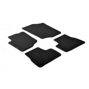 Tekstilni tepihi za Peugeot 207