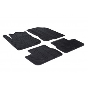 Gumi tepihi za Peugeot 208