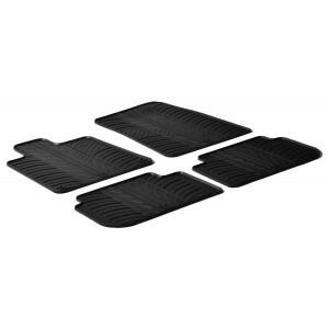 Gumi tepihi za Peugeot 407