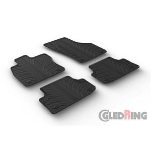 Gumi tepihi za Audi A3 (3 vrata)