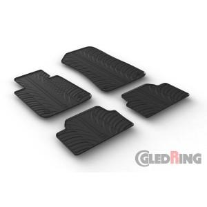 Gumi tepihi za BMW 1 (5 vrat)