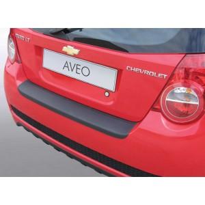 Plastična zaščita odbijača za Chevrolet AVEO 3/5 vrat