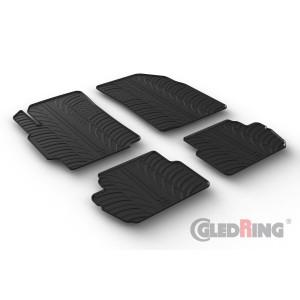 Gumi tepihi za Chevrolet Spark (5 vrat)