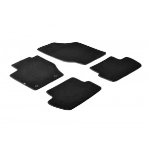Tekstilni tepihi za Citroen C4