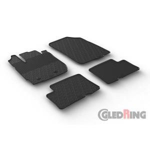 Gumi tepihi za Dacia Duster 4x4 FL