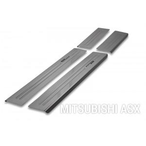Zaščita pragov za Mitsubishi ASX