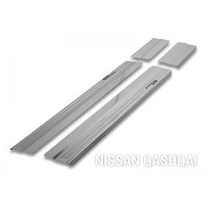 Zaščita pragov za Nissan Qashqai