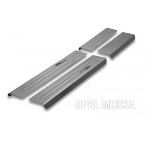 Zaščita pragov za Opel Mokka (X)