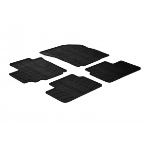 Gumi tepihi za Fiat Sedici