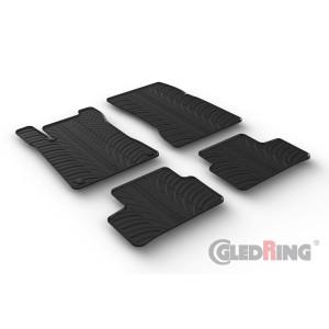 Gumi tepihi za Mercedes GLA (H247 - avtomatik)