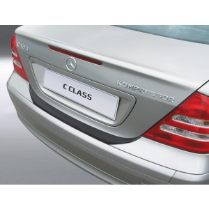 Plastična zaščita odbijača za Mercedes Razred C W203 4 vrata