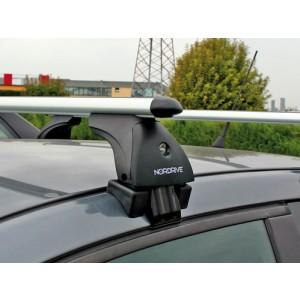 Strešni nosilci za Nissan Micra (5 vrat)