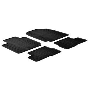 Gumi tepihi za Nissan Micra