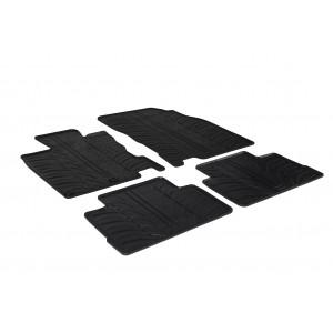 Gumi tepihi za Nissan Qashqai, vključno 4x4