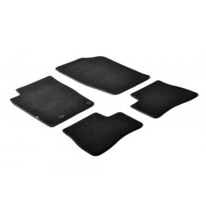 Tekstilni tepihi za Peugeot 206+