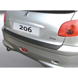 Plastična zaščita odbijača za Peugeot 206/206 CC (Ne PLUS)