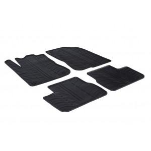 Gumi tepihi za Peugeot 208 (5 vrat)